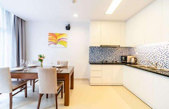 Charming 02 Bedrooms Serviced Apartment | Nguyen Van Huong Street