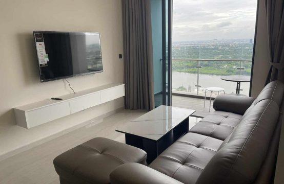 High Floor Q2 Thao Dien Apartment 03 Bedrooms For Rent