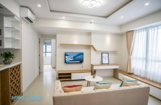 Adorable 02 Bedrooms Apartment In Masteri Thao Dien For Rent