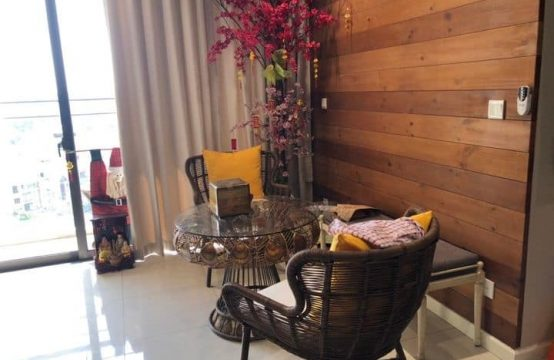 Fully Furnished 02 Bedrooms Condo In Estella Height