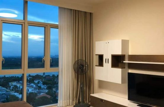 Beautiful River View 03 Bedrooms Apartment In Vista An Phu For Rent