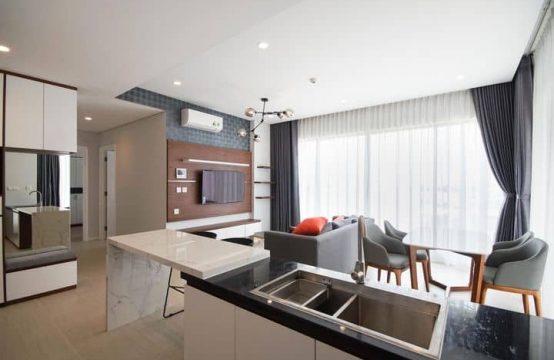Elegant 02 Bedrooms Apartment In Diamond Island For Rent