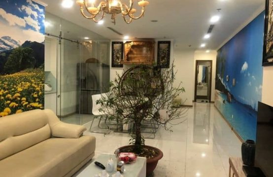 Vinhome Park 6 Charming 04 Beds Apartment For Lease
