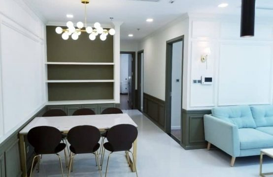 Elegant 03 Bedrooms Unit In Vinhome Park 3 Tower