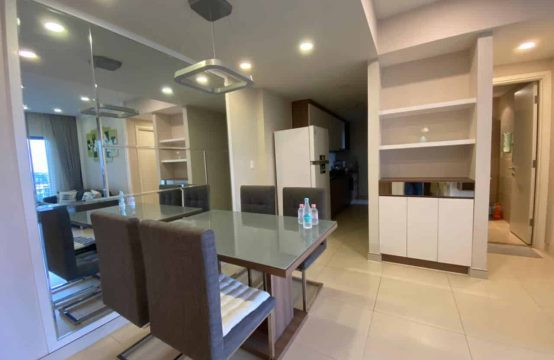 Affordable 02 Bedrooms Tower 5 Masteri Thao Dien For Rent