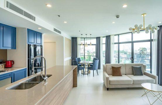 Brilliant 02 Bedrooms Apartment For Rent In City Garden Block C