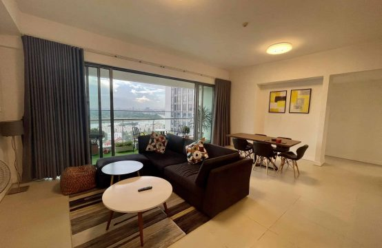 Gateway Thao Dien Modern 03 Bedroom Apartment | River View