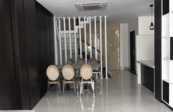 Cozy 03 Bedrooms Townhouse In Thao Dien For Rent