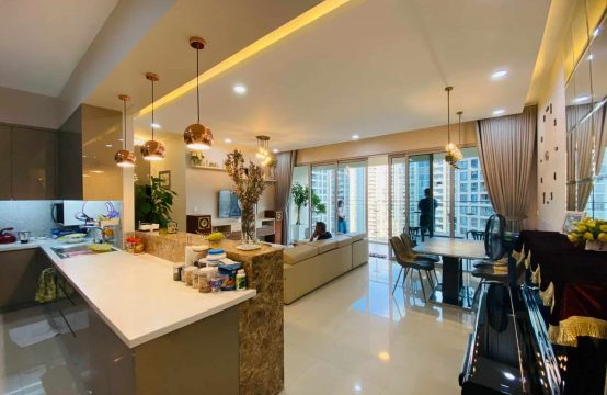 Gorgeous 150 SQM Condo For Rent In Tower 3 Estella Heights