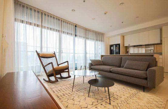 Charming City Garden Apartment | High-Floor Promenade Tower