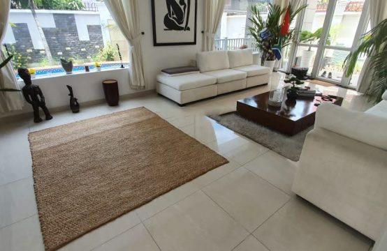 Delightfully Spacious Thao Dien 04 Villa For Rent
