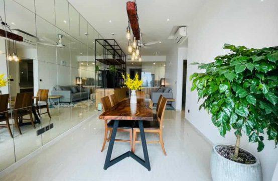 Fancy 03 Bedrooms Q2 Thao Dien Apartment For Rent