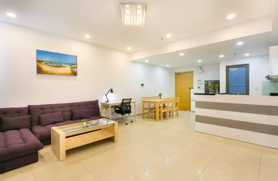 Low Floor 02 Bedrooms Brightful Masteri Apartment For Rent