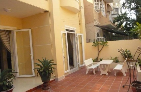 House In Lang Bao Chi Thao Dien For Rent