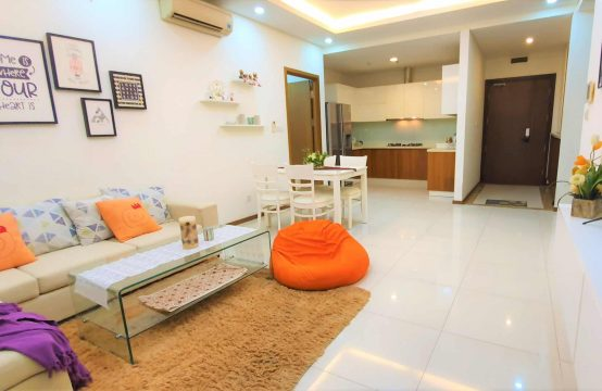 Charming 02 Bedrooms Apartment In Thao Dien Pearl For Rent