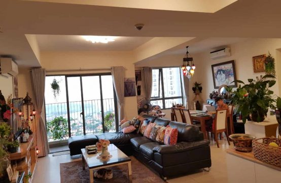 Converted 04 Bedrooms Apartment In Masteri Thao Dien | River View