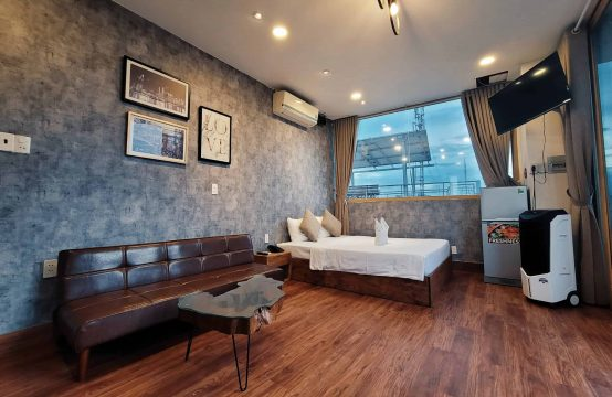 Serviced Apartment In District 3 | Convenient Location