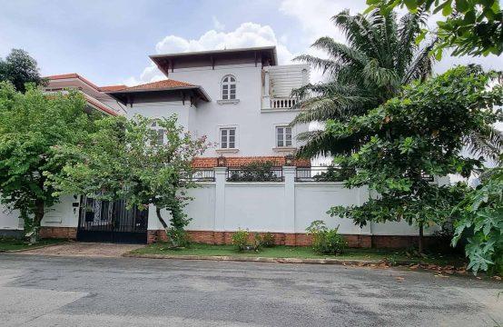 Impressive 05 Bedrooms Villa In Sough-After Compound Thao Dien