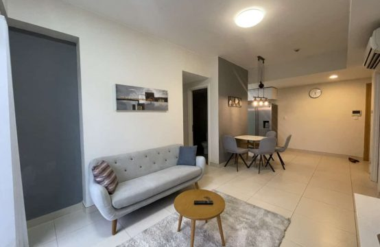 Tidy 2 Bedroom Apartment Masteri Thao Dien For Rent