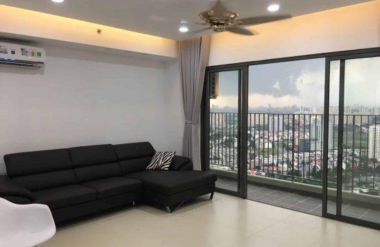 High floor 3 Bedrooms Masteri Thao Dien For Rent