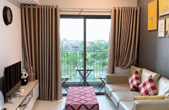 Delightfully Cosy Masteri Thao Dien 02 Bedrooms Unit For Rent