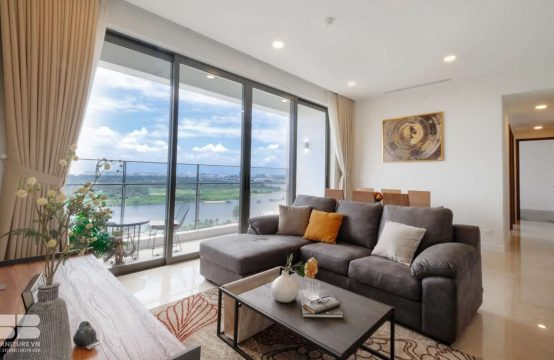 Elegant And Cheerful 03 Beds Nassim Thao Dien For Rent