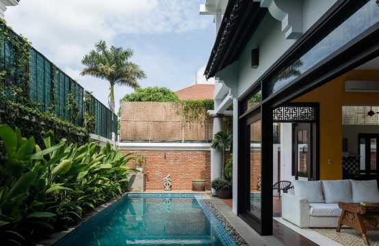 Outstanding Villa Thao Dien With Private Pool