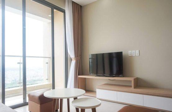 Modern 2 Bedrooms Saigon Royal Residences District 4 For Rent