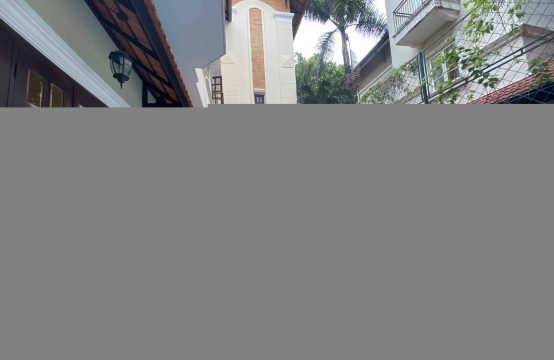 Spacious 04 Bedrooms Villa With Private Pool In Thao Dien | Unfurnished