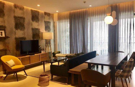 High-Floor Gateway Thao Dien Charming 02 Bedrooms Apartment